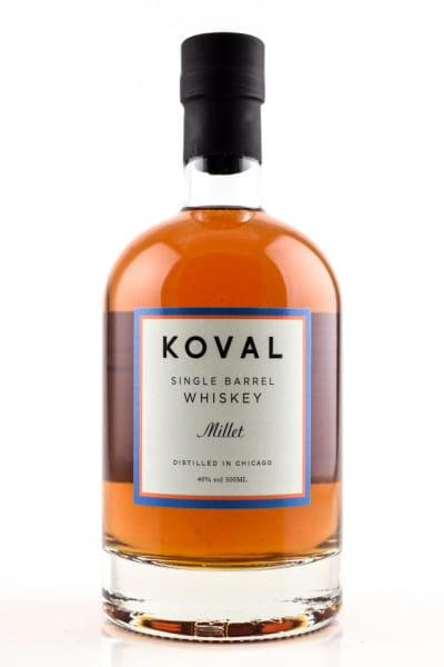 Koval Millet 40%vol. 0,5l