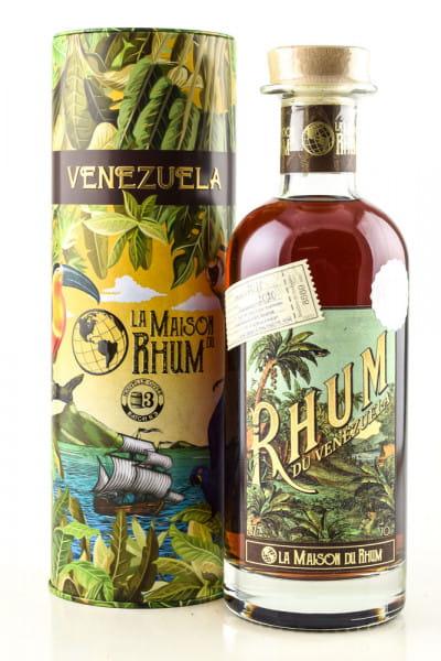 Rhum Venezuela - La Maison du Rhum Batch #3 42%vol. 0,7l