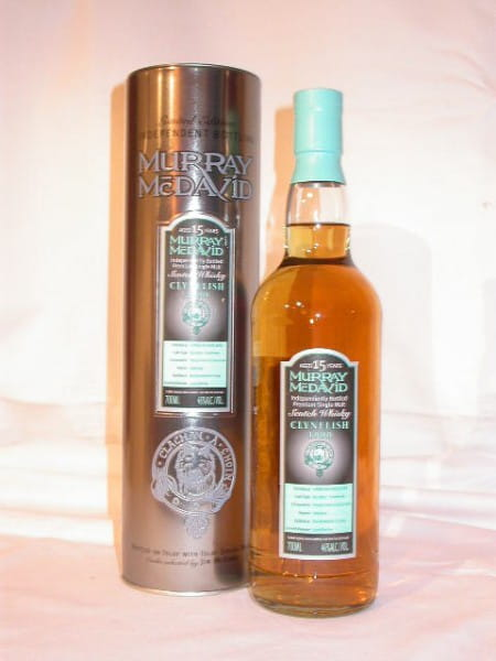 Clynelish 1990/2005 Bourbon/Sauternes Murray McDavid 46%vol. 0,7l