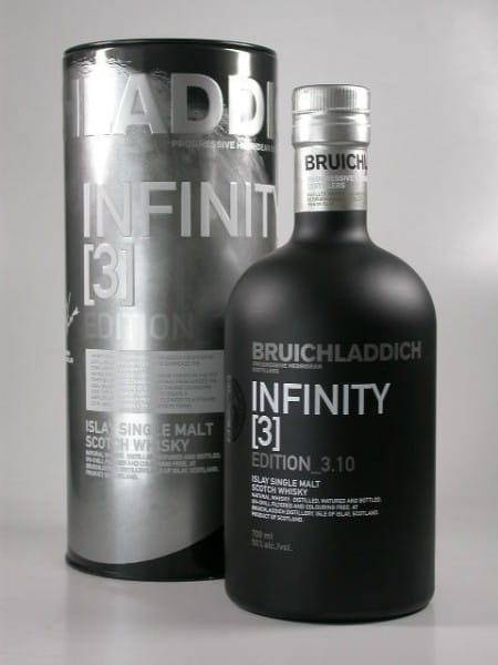Bruichladdich INFINITY Edition 3.10 50%vol. 0,7l