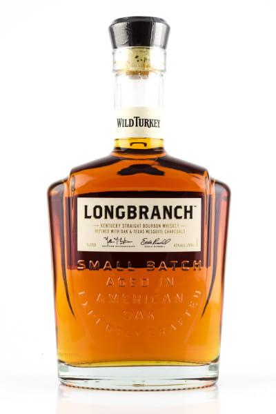 Wild Turkey Longbranch 43%vol. 1,0l