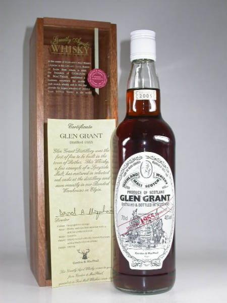 Glen Grant 1955/2005 Gordon & MacPhail 40%vol. 0,7l