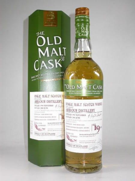"""Aberlour 19 Jahre 1990/2010 Douglas Laing """"Old Malt Cask"""" 56,9%vol. 0,7l"""