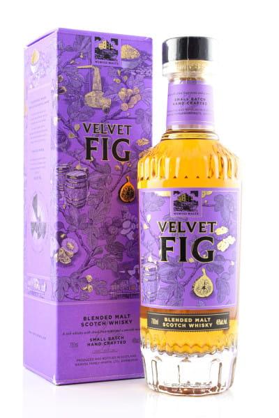 Velvet Fig Release 2021 Wemyss Malts 46%vol. 0,7l