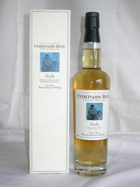 Asyla Compass Box (altes Design) 40%vol. 0,7l