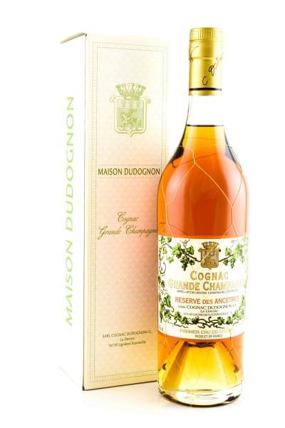 Dudognon Reserve Des Ancetres Grande Champagne 40%vol. 0,7l