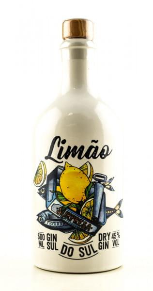 """Gin Sul """"Limão do Sul"""" 45%vol. 0,5l"""