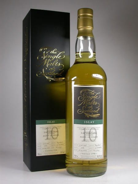 "Laphroaig 10 Jahre 1998/2009 ""The Single Malts of Scotland"" 58,4%vol. 0,7l"