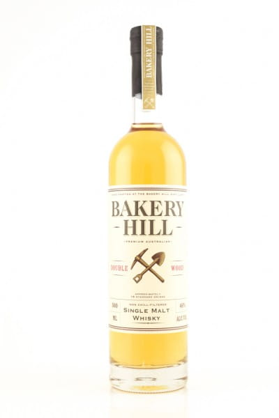 Bakery Hill Double Wood 46%vol. 0,5l