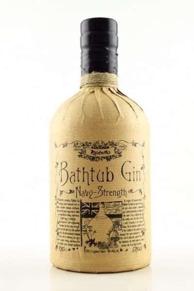 Ableforth's Bathtub Gin Navy-Strength 57%vol. 0,7l