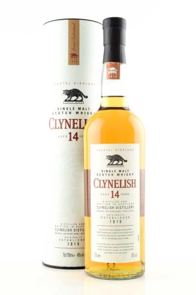 Clynelish 14 Jahre 46%vol. 0,7l