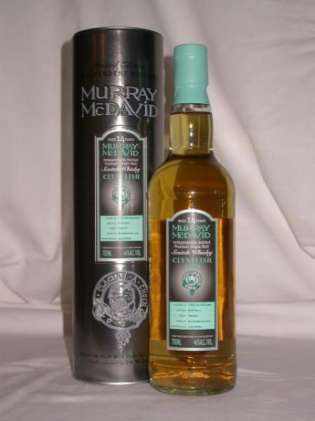 Clynelish 1990/2005 Refill Sherry Murray McDavid 46%vol. 0,7l