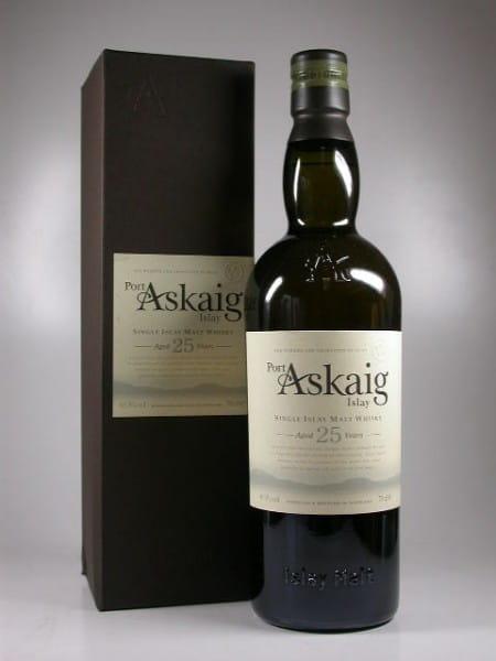 *Port Askaig (Caol Ila) 25 Jahre Speciality Drinks Ltd. 45,8%vol. 0,7l