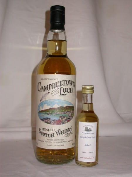Campbeltown Loch (Springbank) 40%vol. Sample 0,1l