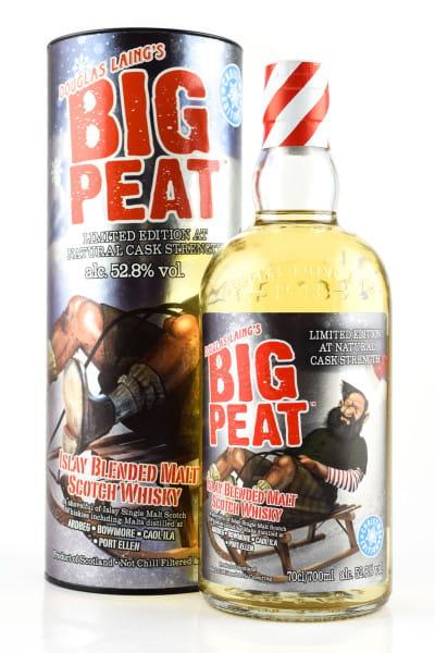 Big Peat Christmas Edition 2021 Douglas Laing 52,8%vol. 0,7l