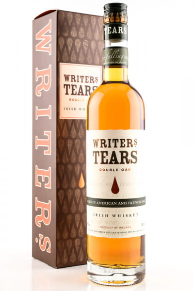 Writers Tears Double Oak 46%vol. 0,7l