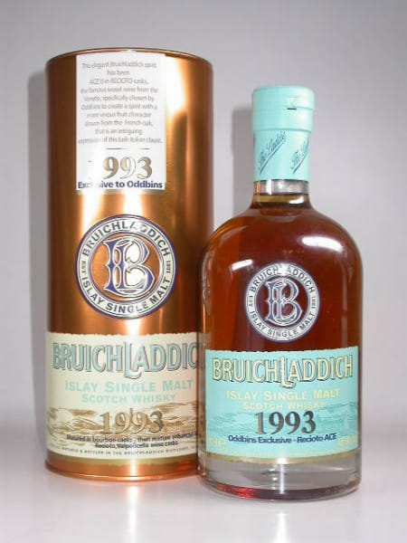 Bruichladdich 1993/2007 Oddbins Exclusive 46%vol. 0,7l