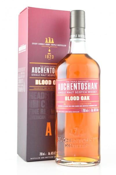 Auchentoshan Blood Oak 46%vol. 0,7l