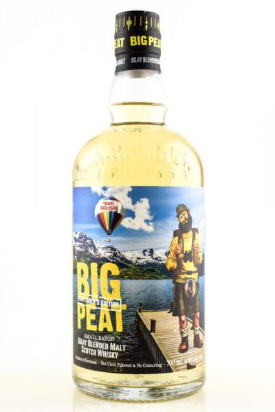 Big Peat The Explorer's Editon Douglas Laing 48%vol. 0,7l