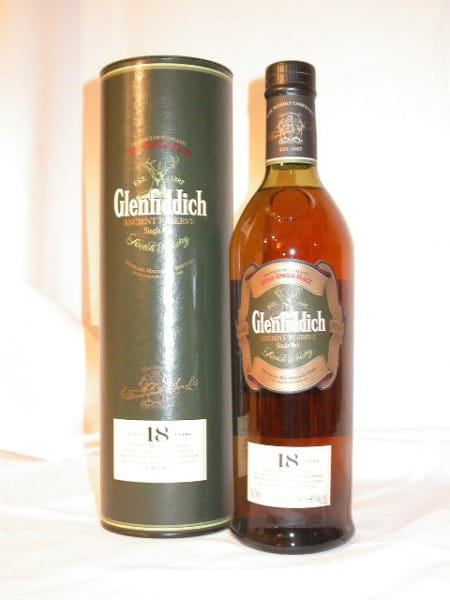 Glenfiddich 18 Jahre Ancient Reserve 40%vol. 0,7l