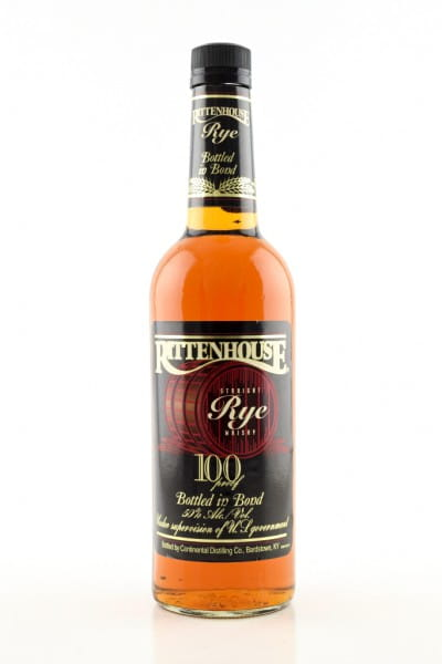 Rittenhouse Straight Rye 50%vol. 0,7l