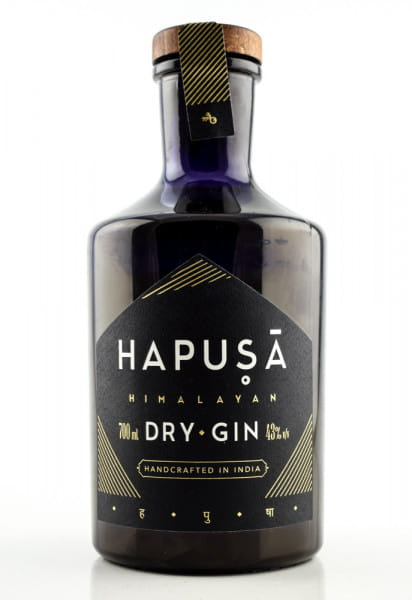 Hapusa Himalayan Dry Gin 43%vol. 0,7l