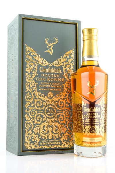 Glenfiddich 26 Jahre Grand Couronne 43,8%vol. 0,7l
