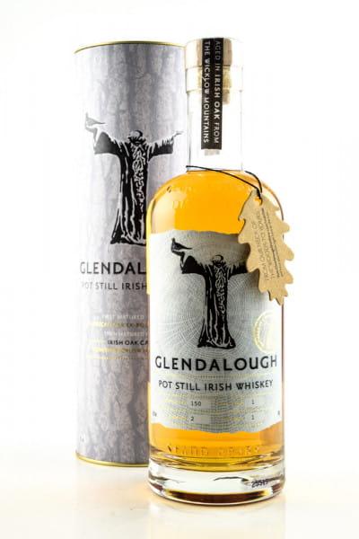 Glendalough Pot Still Irish Whiskey 43%vol. 0,7l
