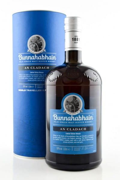 Bunnahabhain An Cladach 50%vol. 1,0l