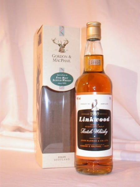 Linkwood 1969/2003 Gordon & MacPhail 40%vol. 0,7l