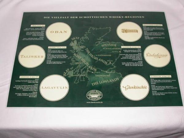 Classic Malts Tasting-Plate