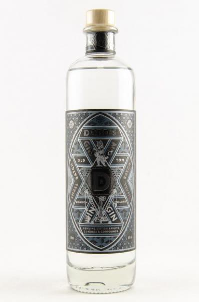 Dodd's Gin Old Tom Small Batch 46%vol. 0,5l