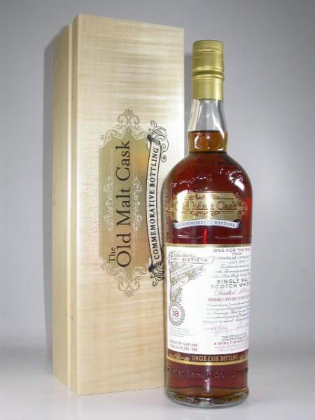 Probably Speyside's Finest Distillery 18 Jahre 1991/2009 Wine Finish Douglas Laing 54,9%vol. 0,7l