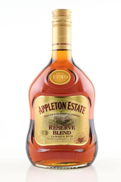 Appleton Estate Reserve Blend 40%vol. 0,7l