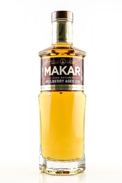 Makar Mulberry Aged Gin 43%vol. 0,5l