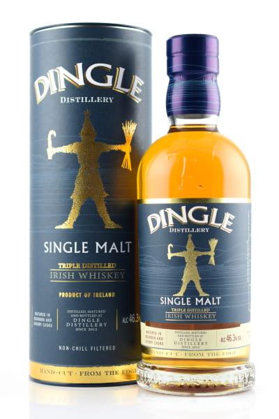Dingle Single Malt Irish Whiskey 46,3%vol. 0,7l