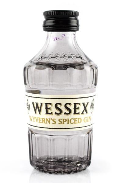 Wessex Wyvern's Spiced Gin 40,3%vol. 0,05l