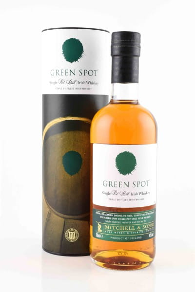 Green Spot Pure Pot Still 40%vol. 0,7l