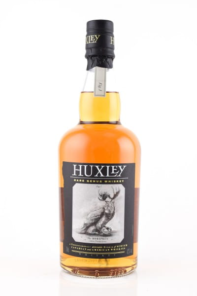 Huxley Rare Genus Whiskey 42%vol. 0,7l