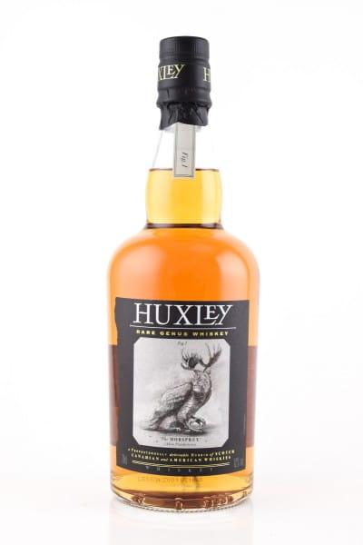 Huxley Rare Genus Whiskey 42%vol. 0,7l