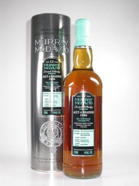 *Allt-à-Bhainne 1996/2008 New French Oak Murray McDavid 46%vol. 0,7l