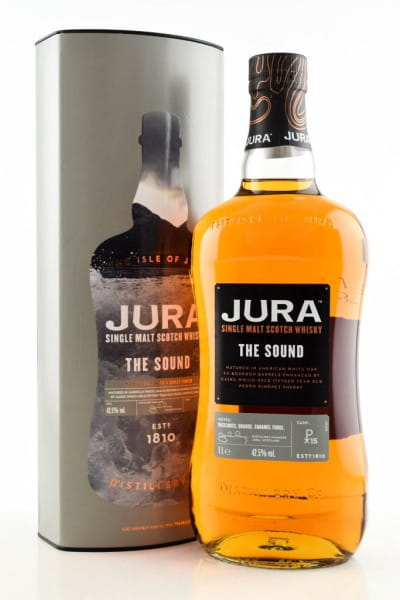 Jura The Sound 42,5%vol. 1,0l