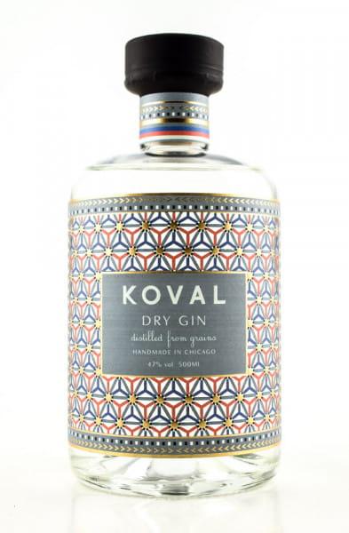 Koval Dry Gin 47%vol. 0,5l