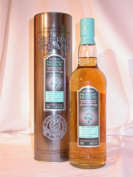 Ardbeg 1991/2005 Murray McDavid 46%vol. 0,7l