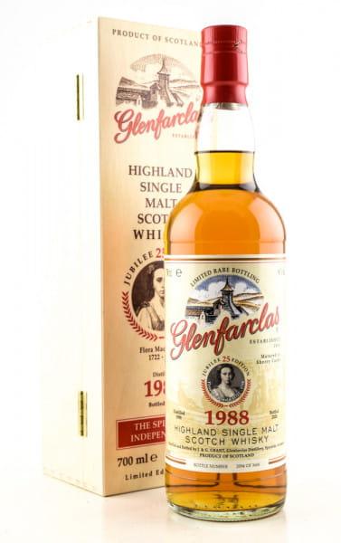 Glenfarclas Edition No. 25 1988/2020 Flora MacDonald 46%vol. 0,7l