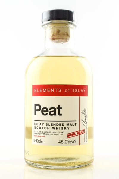 Peat Elements of Islay 45%vol. 0,5l