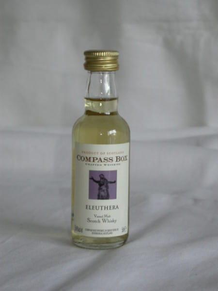 Eleuthera Compass Box 46%vol. 0,05l
