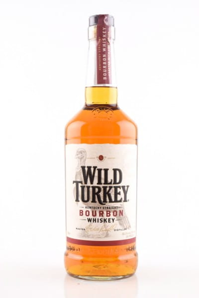 Wild Turkey 81 Proof 40,5%vol. 0,7l