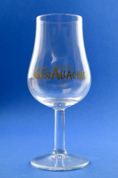 GlenAllachie - Nosing-Glas