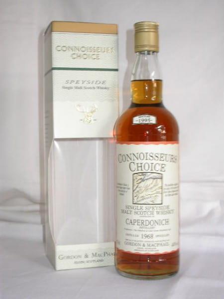 Caperdonich 1968/1995 Gordon & MacPhail Connoisseurs Ch. 40%vol. 0,7l